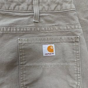 Carhartt Relaxed Fit Work Pants size 8x30